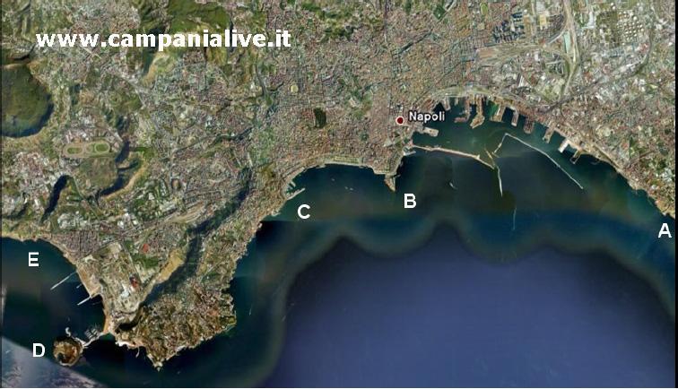 Un proposta per Napoli: rinaturalizzazione e adeguamento ambientale del litorale