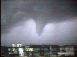 Tornado Varcaturo 1992