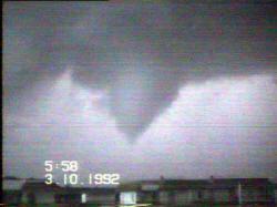 Tornado Varcaturo (NA) 92