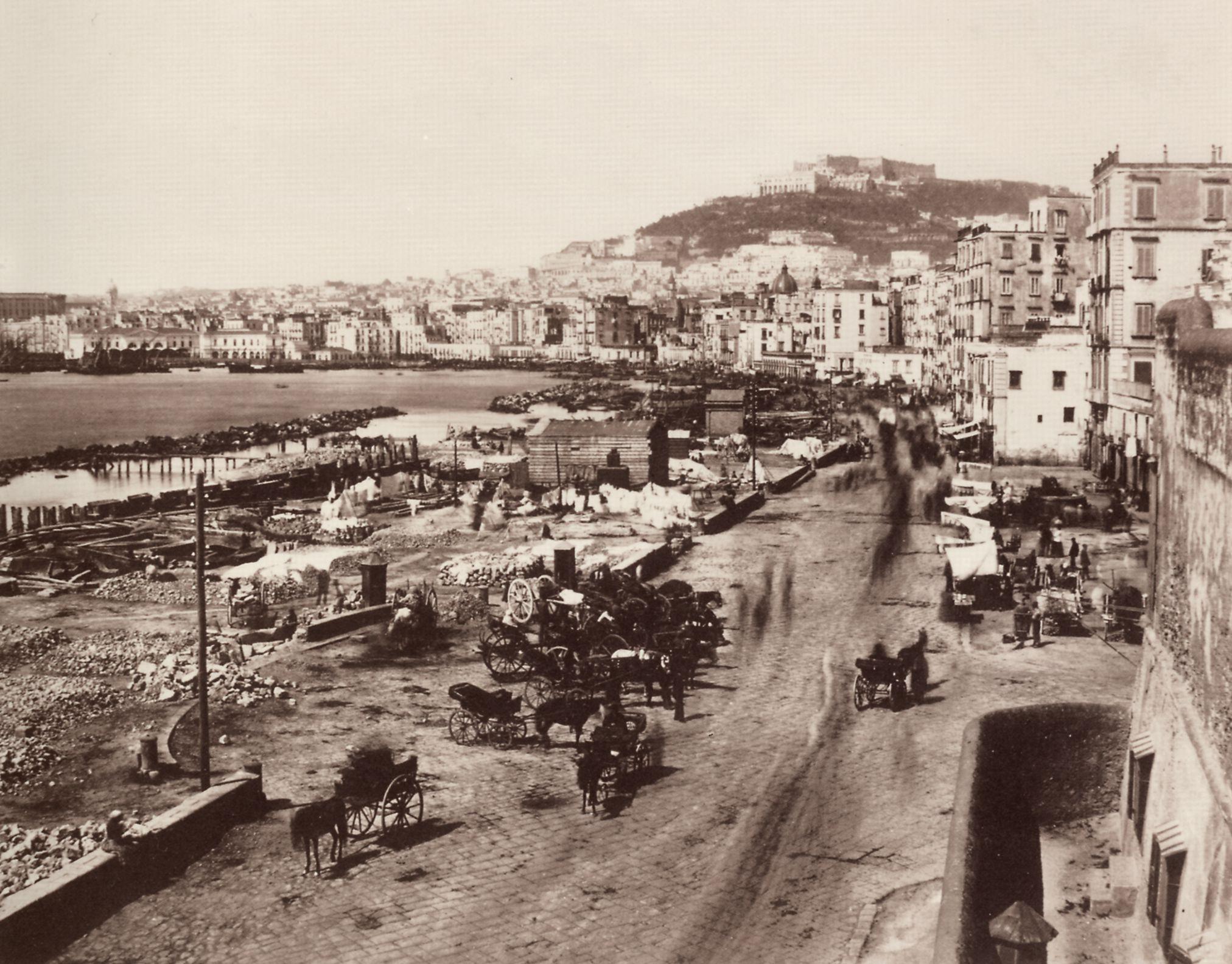 Davis Vantage Vue >> Napoli una volta - Pagina 11 - Forum Campanialive