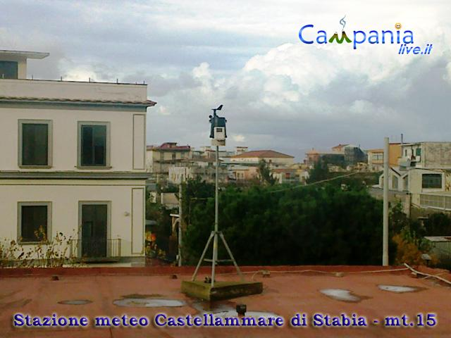 castellammare di stabia na live dati meteo campania
