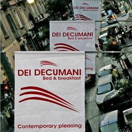 Immagini bed and breakfast Dei Decumani