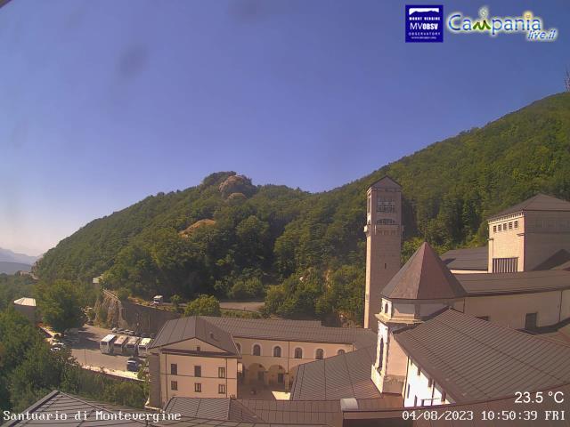 Webcam Santuario di Montevergine