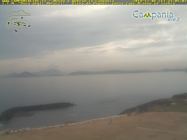 webcam CAPO MISENO