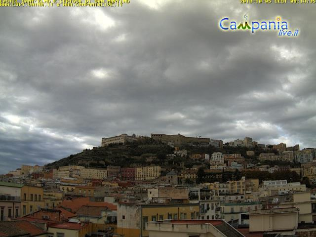 Webcam Napoli - Campanialive.it