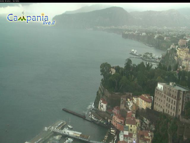 Sorrento (NA) - Marina Grande live Webcam - Ultima immagine ripresa